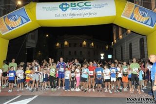 Legnano, La Legnano Night Run si correrà